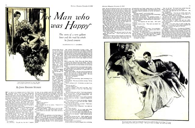 Article Preview: The Man who was Happy, November 15th 1931 1931 | Maclean's