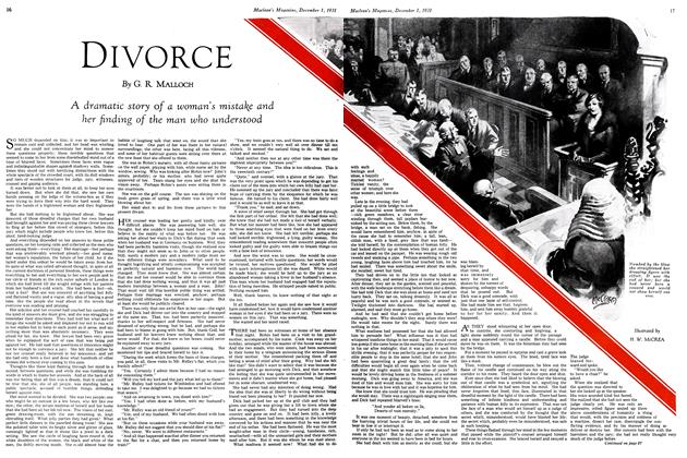 Article Preview: DIVORCE, December 1st 1931 1931 | Maclean's