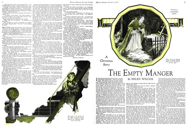 Article Preview: THE EMPTY MANGER, December 15th 1931 1931 | Maclean's