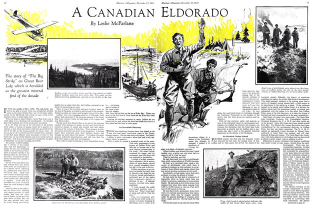 Article Preview: A CANADIAN ELDORADO, December 15th 1931 1931 | Maclean's
