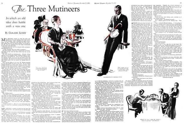 Article Preview: The Three Mutineers, December 15th 1931 1931 | Maclean's