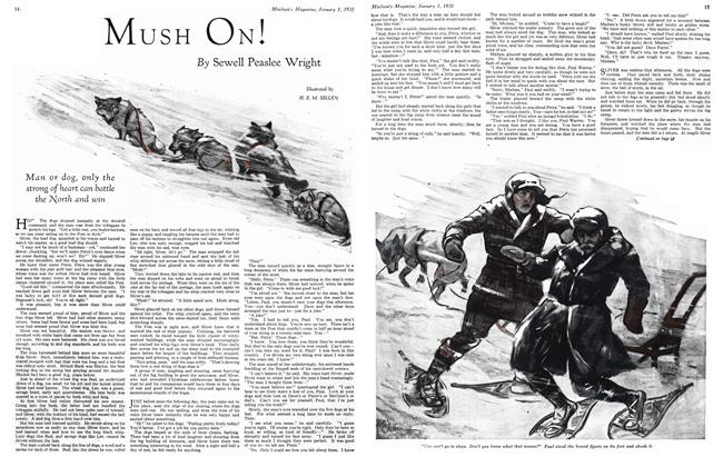 Article Preview: MUSH ON!, January 1932 | Maclean's