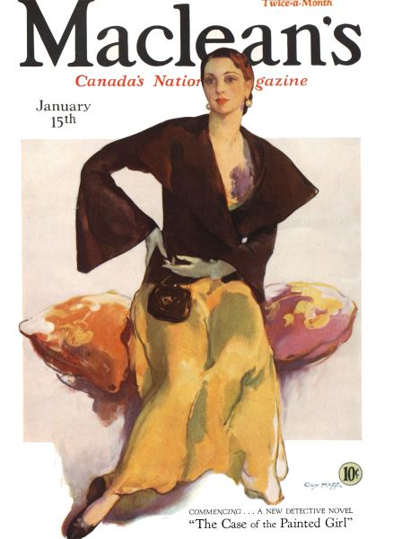 Issue: - January 1932 | Maclean's