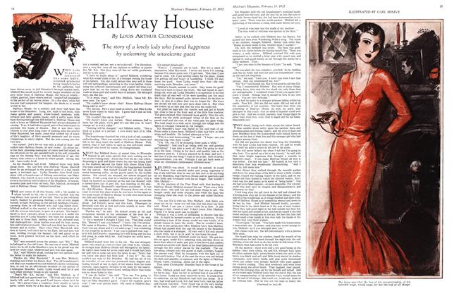 Article Preview: Halfway House, February 15th 1932 1932 | Maclean's
