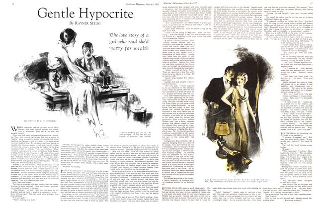Article Preview: Gentle Hypocrite, March 1932 | Maclean's