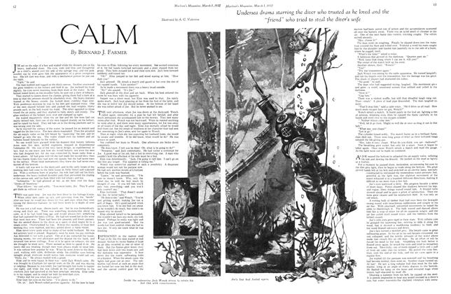 Article Preview: CALM, March 1932 | Maclean's