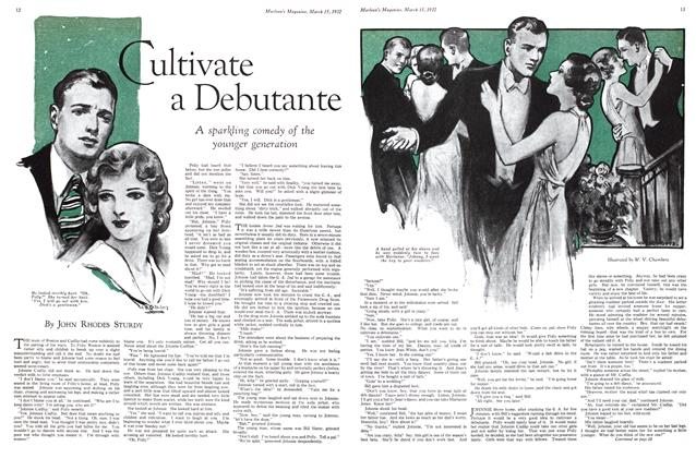 Article Preview: Cultivate a Debutante, March 1932 | Maclean's
