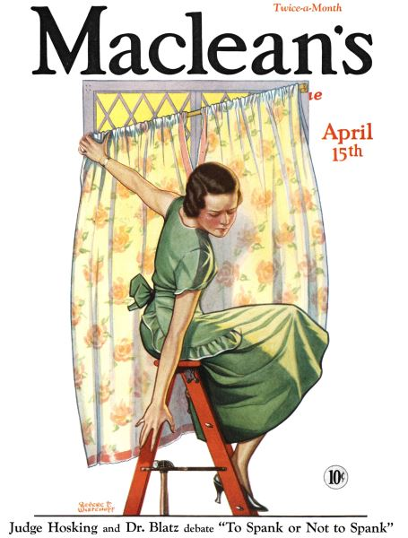 Issue: - April 1932 | Maclean's