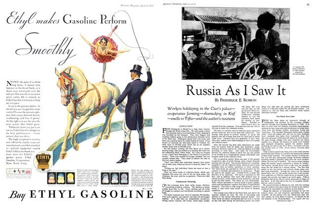 Article Preview: Russia As I Saw It, April 1932 | Maclean's