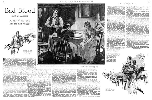 Article Preview: Bad Blood, May 1st 1932 1932 | Maclean's