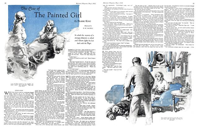 Article Preview: The Case of The Painted Girl, May 1st 1932 1932 | Maclean's