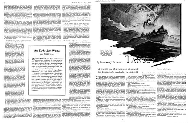 Article Preview: TANSEY, May 1st 1932 1932 | Maclean's
