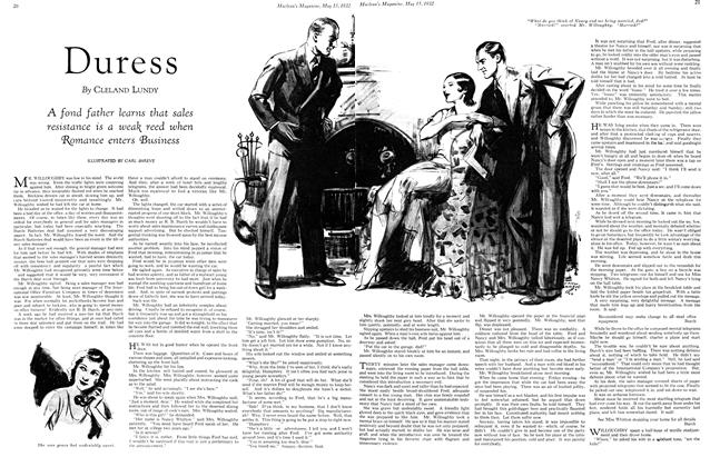 Article Preview: Duress, May 15th 1932 1932 | Maclean's
