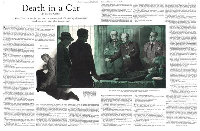Article Preview: Death in a Car, May 15th 1932 1932 | Maclean's