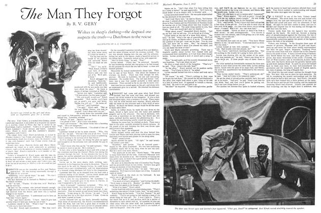 Article Preview: The Man They Forgot, June 1st 1932 1932 | Maclean's