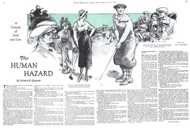 Article Preview: The HUMAN HAZARD, June 15th 1932 1932 | Maclean's