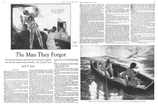Article Preview: The Man They Forgot, June 15th 1932 1932 | Maclean's