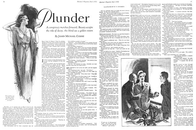 Article Preview: Plunder, July 1st 1932 1932 | Maclean's