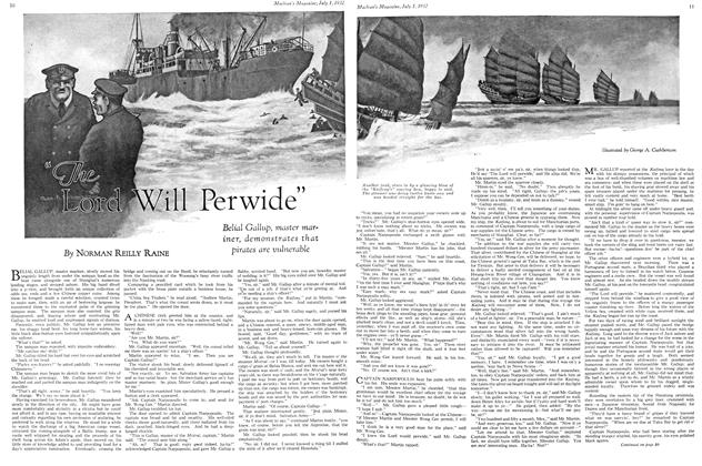 "Article Preview: ""The Lord Will Perwide"", July 1st 1932 1932 