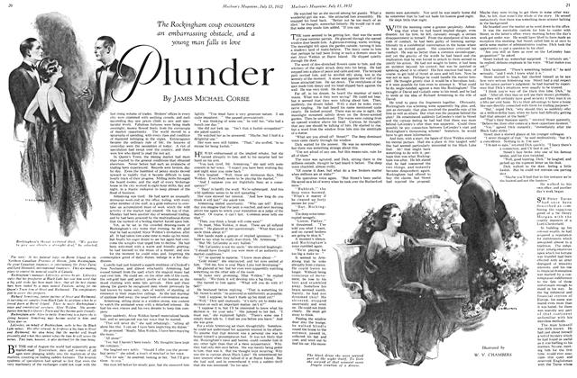 Article Preview: Plunder, July 15th 1932 1932 | Maclean's