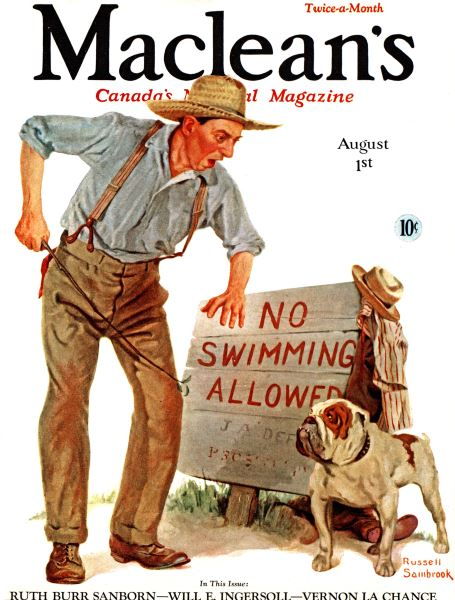 Issue: - August 1st 1932 | Maclean's