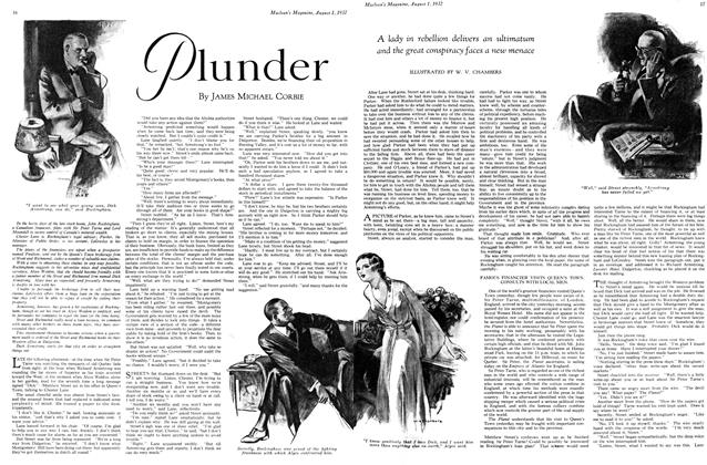 Article Preview: Plunder, August 1st 1932 1932 | Maclean's