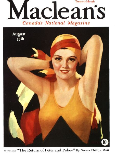 Issue: - August 15 th 1932 | Maclean's