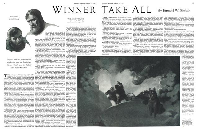 Article Preview: WINNER TAKE ALL, August 15 th 1932 1932 | Maclean's