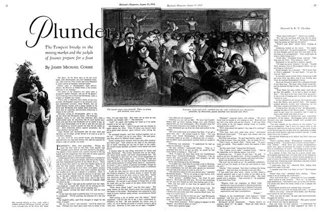 Article Preview: Plunder, August 15 th 1932 1932 | Maclean's