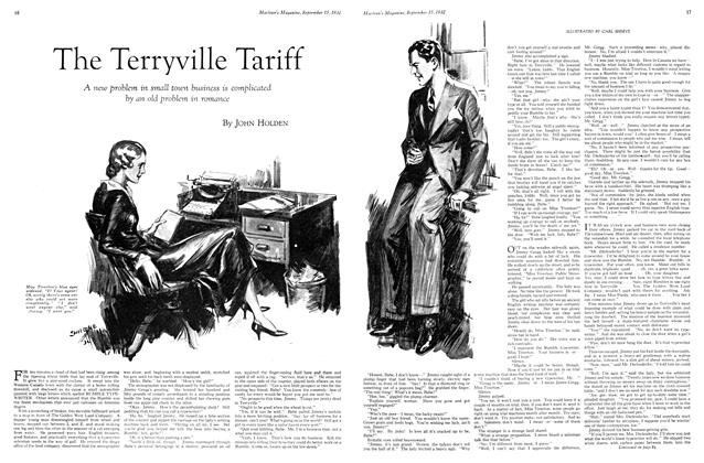 Article Preview: The Terryville Tariff, September 15th 1932 1932 | Maclean's