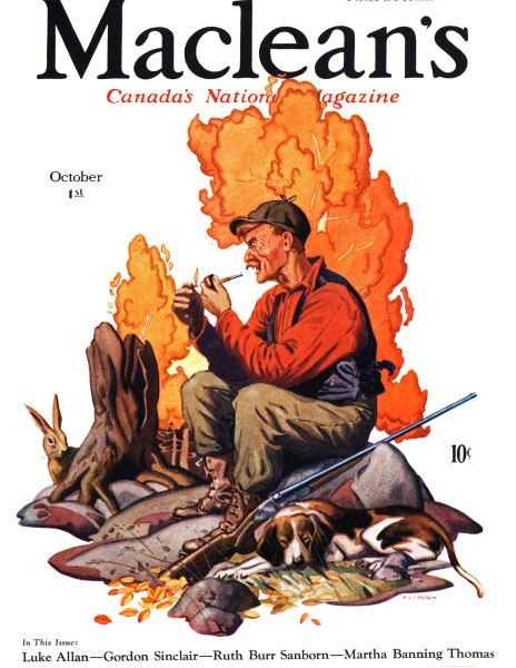 Issue: - October 1st 1932 | Maclean's