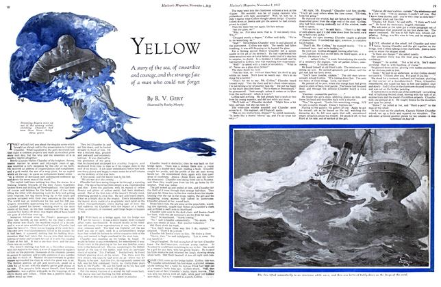 Article Preview: YELLOW, November 1st 1932 1932 | Maclean's