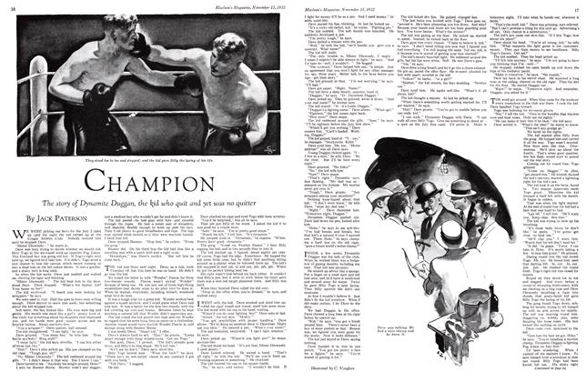 Article Preview: CHAMPION, November 15TH 1932 1932 | Maclean's