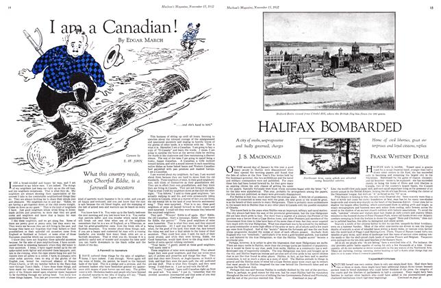 Article Preview: I am a Canadian!, November 15TH 1932 1932 | Maclean's