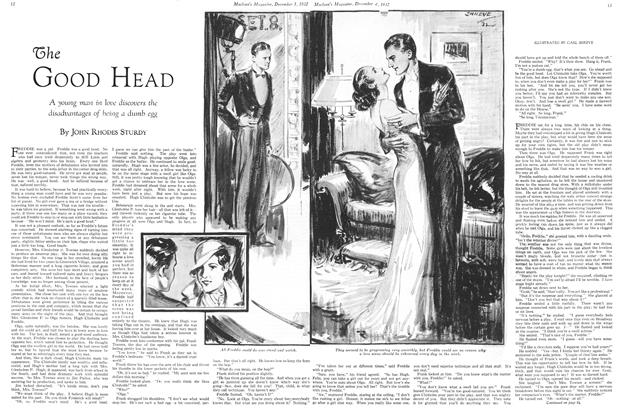 Article Preview: The GOOD HEAD, December 1ST 1932 1932 | Maclean's