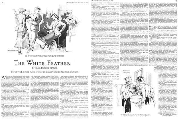 Article Preview: THE WHITE FEATHER, December 15TH 1932 1932 | Maclean's