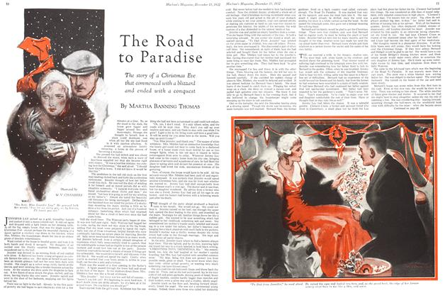 Article Preview: The Road to Paradise, December 15TH 1932 1932 | Maclean's