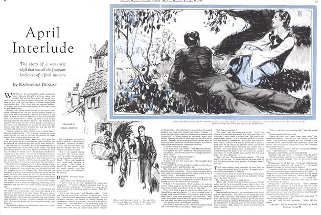 Article Preview: April Interlude, December 15TH 1932 1932 | Maclean's