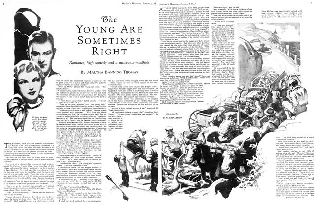 Article Preview: The YOUNG ARE SOMETIMES RIGHT, January 1st 1933 1933 | Maclean's
