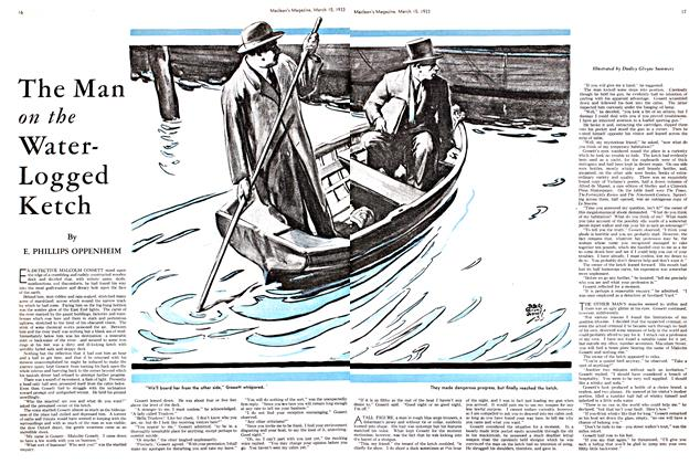 Article Preview: The Man on the Water-Logged Ketch, March 15th 1933 | Maclean's