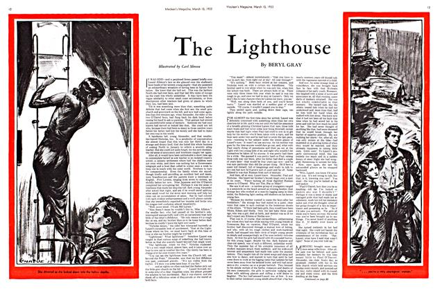 Article Preview: The Lighthouse, March 15th 1933 | Maclean's
