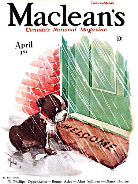 Issue: - April 1ST 1933 | Maclean's