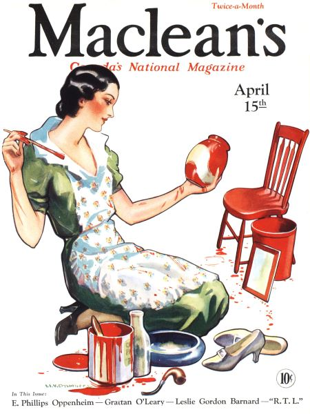 Issue: - April 15th 1933 | Maclean's