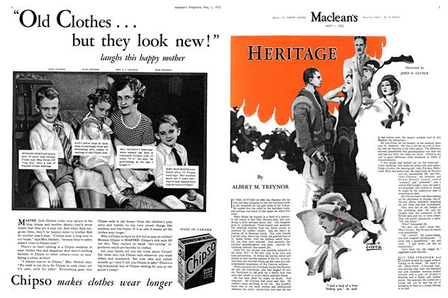 Article Preview: HERITAGE, May 1st 1933 | Maclean's