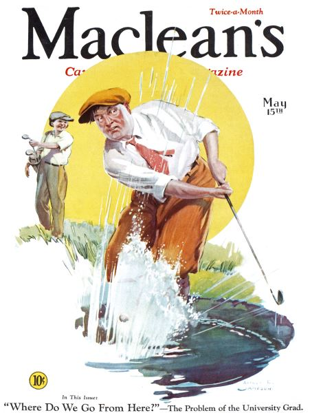 Issue: - May 15TH 1933   Maclean's
