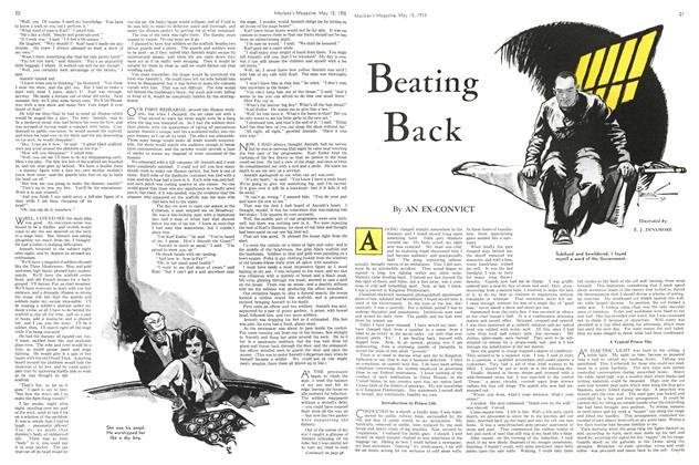 Article Preview: Beating Back, May 15TH 1933 | Maclean's