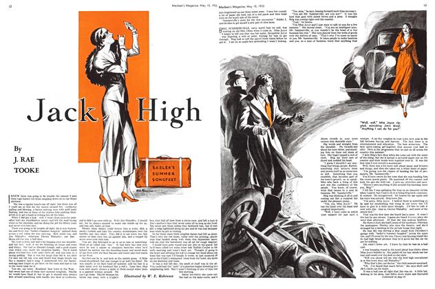 Article Preview: Kack High, May 15TH 1933 | Maclean's