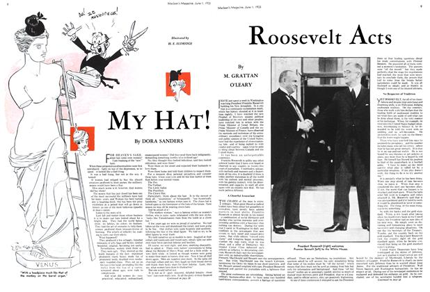 Article Preview: Roosevelt Acts, June 1933 | Maclean's