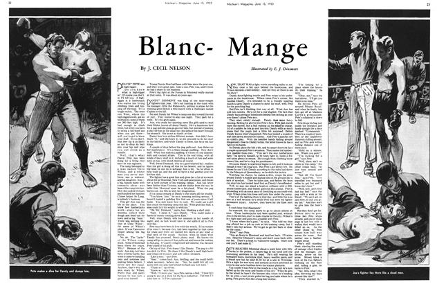 Article Preview: Blanc-Mange, JUNE 1 5TH, 1933 1933 | Maclean's