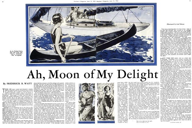 Article Preview: Ah, Moon of My Delight, JUNE 1 5TH, 1933 1933 | Maclean's